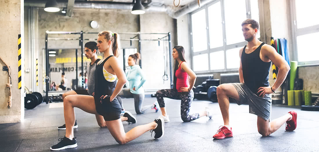 Advantages of Group Workouts