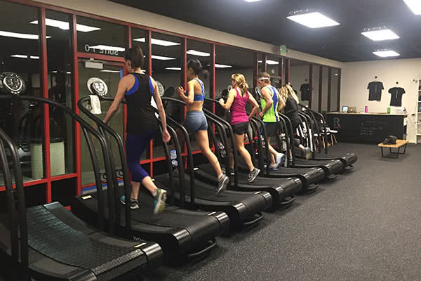 Sprintervals HIIT Group Classes